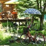 大阪のおばちゃん仕様の自転車